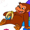 Curious George Color A Free Other Game