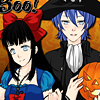 Manga Creator: Halloween Special A Free Dress-Up Game