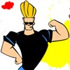 Johnny Bravo Color A Free Other Game