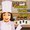 How To Make Toasted Traffic Lights A Free Memory Game