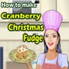 How To Make Cranberry Christmas Fudge A Free Memory Game
