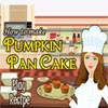 Cook up a fun special dish by adding the ingredients in pumpkin pan cake. Use your mouse and follow the commands to combine all the ingredients to your dish of choice.