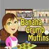 Cook up a fun special dish by adding the ingredients in banana crumb muffins. Use your mouse and follow the commands to combine all the ingredients to your dish of choice.