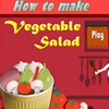 Cook up a fun special dish by adding the ingredients in vegetable salad. Use your mouse and follow the commands to combine all the ingredients to your dish of choice.