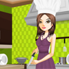 I Love Cooking A Free Dress-Up Game
