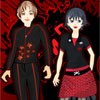 Emo Couple Dressup A Free Dress-Up Game