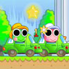 Frog Crazy Adventure is a very cute and fun game. It has many levels and many different kinds of playing methods! Just try it and stick to the end!
