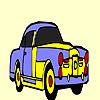 Best boss car coloring