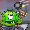 Roly-Poly Cannon: Bloody Monsters Pack 2 A Free Puzzles Game