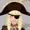 Pirate loli dress up game