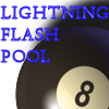 A quick pool game against the clock with Lightning mode