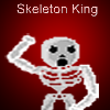 Skeleton King A Free Action Game