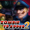 Zombie Trapper2 A Free Action Game