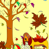 Kid`s coloring: The Basset Hound is free coloring game. The Basset Hound is a short-legged breed of dog. The Basset Hound is a friendly, outgoing, playful dog. He is an excellent companion for children because of his patient nature and tolerance.