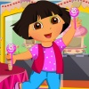 Cute Dolly in Candyland A Free Dress-Up Game