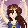 Queen Fairy Dressup A Free Dress-Up Game