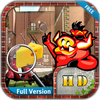 A Walk Down Town - Hidden Object