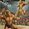 Wrestling Race