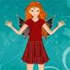 Butterfly Girl A Free Dress-Up Game