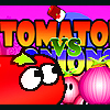 Battle a hundreds of Onions as they try to over take Mr. Tomato who is armed with lasers and a deflective shield.
