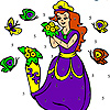 Sailor fairy coloring A Free Customize Game