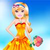 Floral Barbie