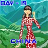 Melinda in China A Free Dress-Up Game