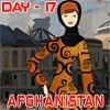 Melinda in Afghanistan A Free Dress-Up Game