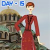Melinda in Bulgaria A Free Dress-Up Game
