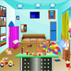 Kids Cartoon Escape A Free Action Game