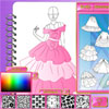 Fashion Studio - Princess Dress Design A Free Dress-Up Game