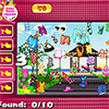 Try a new challenge in this Hidden Object Game. This time the game theme is Fashion. Your mission in this game is to find a series of carefully hidden objects in each scene.  To unlock the other stages you must earn a number of stars required for each level. Keep an eye on the clock because you have to find all 10 items in time for each scene.