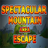 Spectacular Mountain Area Escape