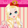 Our Beauty princess likes to do makeup everyday.Do you want to know the princess beauty secrets? Follow the games instructions keenly and do the makeup and dress up for the princess. Play this princess game and get the secret of the princess beauty.