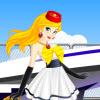 Stewardess Brittany