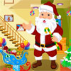 Game description: It is Christmas evening and Santa Claus is getting ready for his big night. He wants YOU to help him get dressed up.