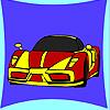 New concept car coloring