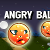 Angry balls is a physics based catapult game. Player is supposed to aim the ball at enemy that is being placed with obstacles in the path.  Game contains 25 levels
