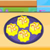 A chef wants to prepare tasty, chewy and professional looking cookies for his clients. He has decided to prepare Amaretto Butter Cookies for his clients, which are very delicious. Discover how to make Amaretto Butter Cookies by playing this cooking game.