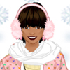 mega winter fashion dress up game