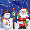 Hidden Numbers Christmas is another point and click type hidden number game. It`s the time for testing  your mind, find the hidden numbers in the Christmas pictures where is Santa, Snow man and a Christmas tree . Find the hidden numbers in short duration to get a high score. Every right click you will get 100 points and every 10  false clicks  you will lose your -100 points  ! Please be attentive and fun play for you!  All the best and have fun!