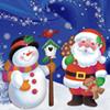 Hidden Numbers Christmas