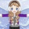 Snow Angel Dress Up Game A Free Dress-Up Game