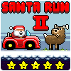 Santa Run 2 A Free Action Game