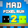 Mad Pixel Run 2 A Free Action Game