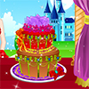 Princess Cake Deco
