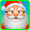 Parts of Picture:Santa A Free Puzzles Game