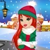 Christmas Runway Secrets A Free Dress-Up Game