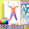 Fashion Studio - Sport Outfit A Free Dress-Up Game