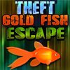 Theft Gold Fish Tank Escape